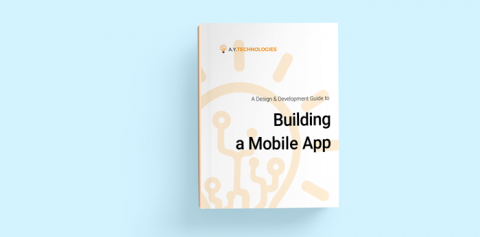 E-book Guide to Building a Mobile App