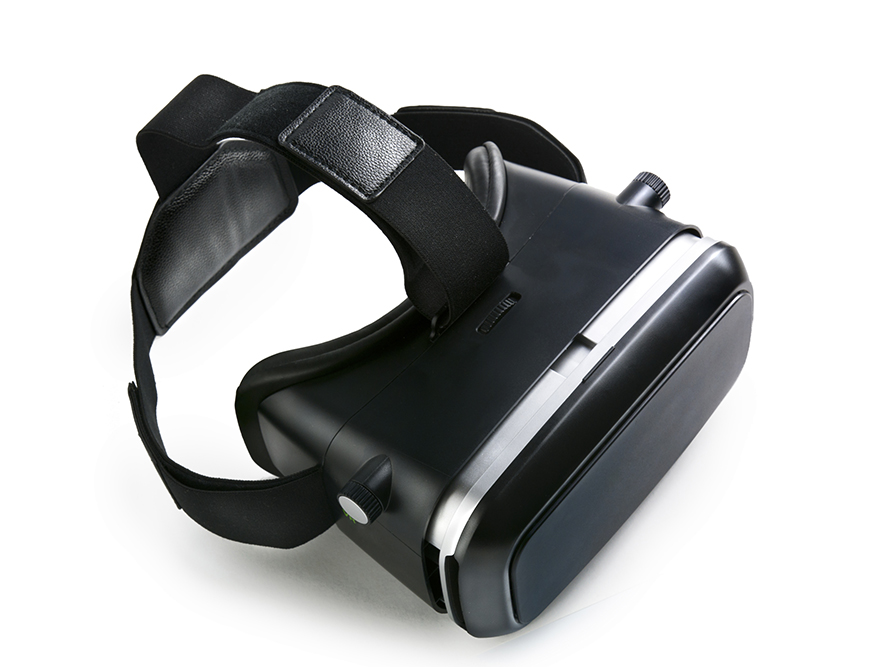 UI Design Best Practices VR AR Headset
