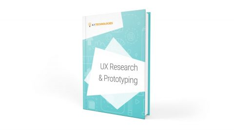 E-book: UX Research and Prototyping Guide