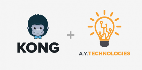 We are the first Canadian partner of Kong