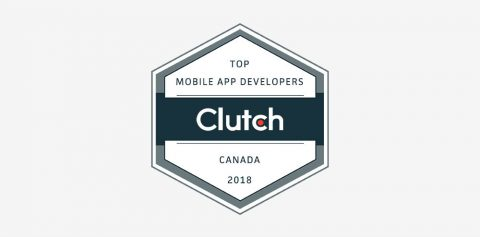A.Y. Technologies Named a Leading Canadian App Developer on Clutch
